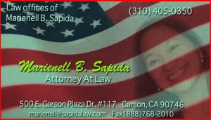 Law Offices Business Card